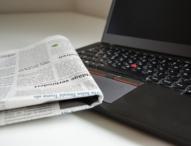 Online vs. Print: Ein Gegensatz, der sich anzieht