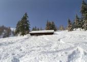 Mit dem Ski abseits der Pisten unterwegs