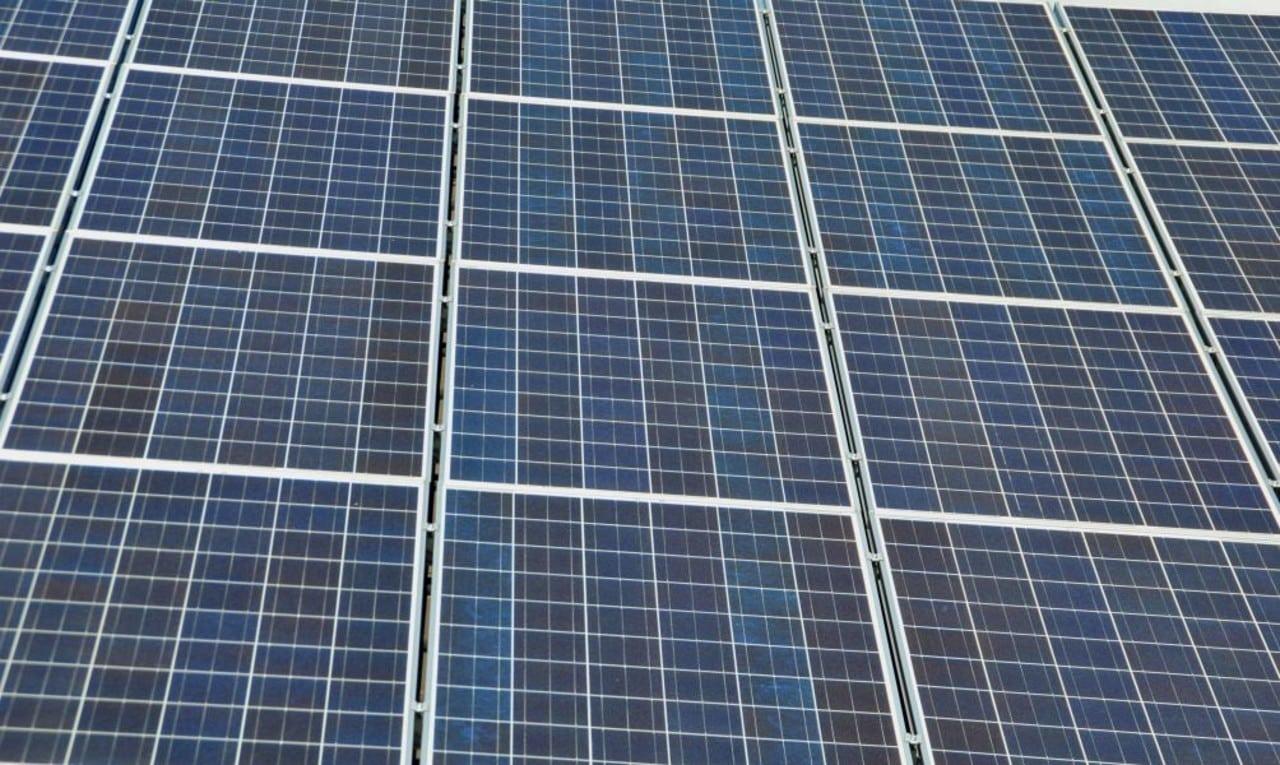 Bild von Nutzung von Photovoltaikanlagen im Gewerbe