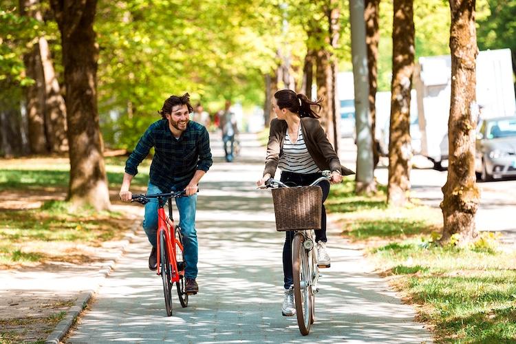 Bild von Die Bedeutung von Dienstfahrrädern