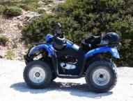 Garantiere Mobilität im Alltag mit Roller und Quad
