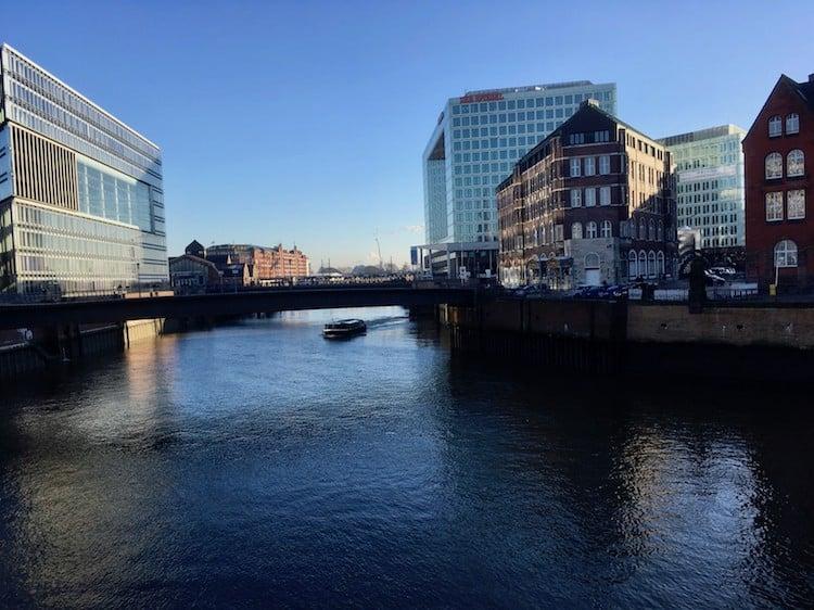 Bild von Hamburg wächst und wächst