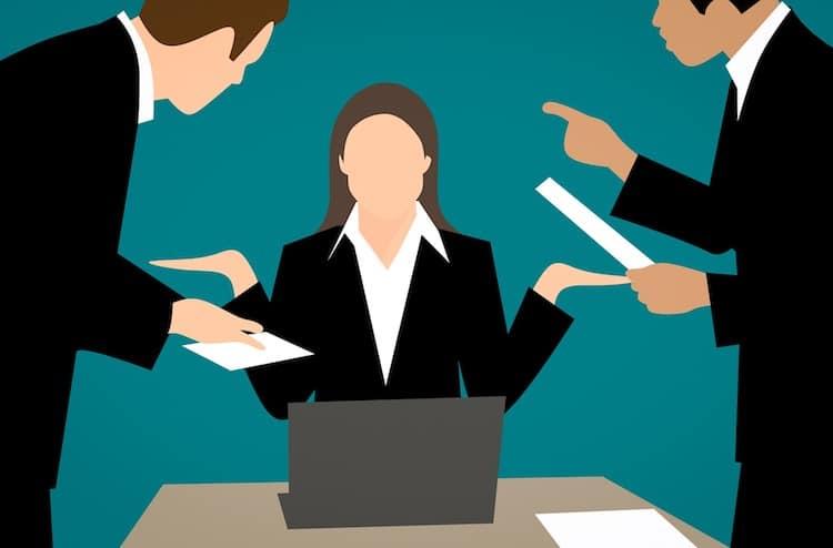 Photo of 5 Tipps gegen einen Konflikt am Arbeitsplatz