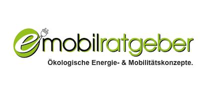 eMobilratgeber - Elektroautos und nachhaltige Energie.