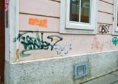 Fassadenreinigung: Wenn Streetart unerwünscht ist