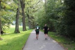 Sport fördert die Durchblutung und stärkt den Herzmuskel