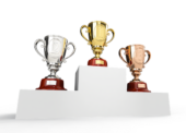 Preis-Verleihung für Start-ups