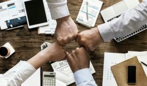 Mitarbeiterverständigung in einem Unternehmen