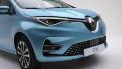 Renault ZOE - Modell 2019