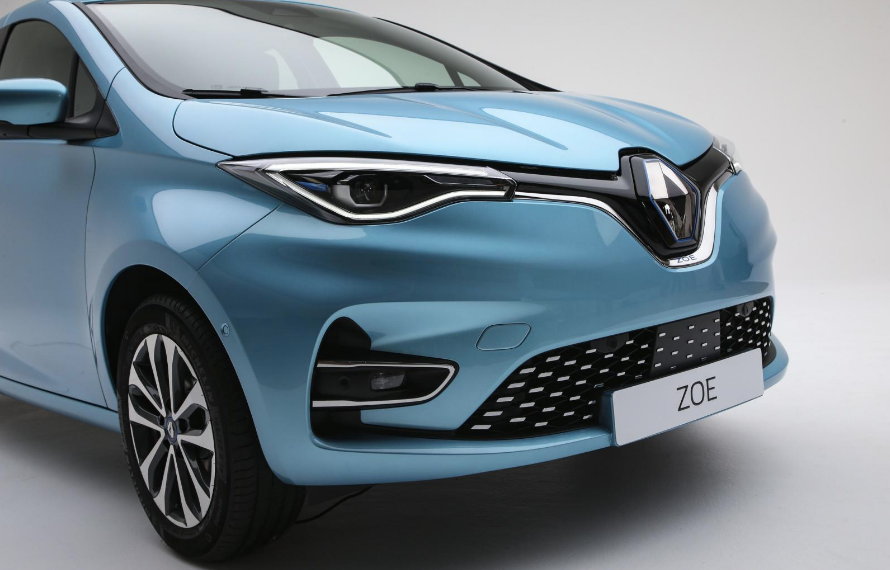 Bild von Renault ZOE Modellpflege mit Akkuvorteile – Elektromobilität