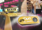 Taxiklingel: Taxi rufen per Knopfdruck