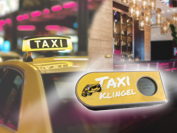 Photo of Taxiklingel: Taxi rufen per Knopfdruck