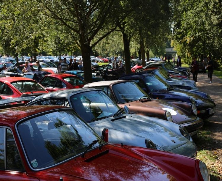 "Photo of Porschetreffen ""Mission 1000"" feiert Jubiläum:"