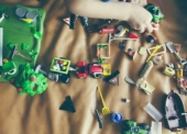Kinderspielzeug im Online-Handel