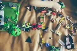 Nur 30% der Spielwaren werden im Einzelhandel gekauft.