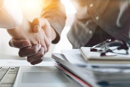Bild von Firmenverkauf – Käufersuche, Besteuerung, Pensionsverpflichtungen