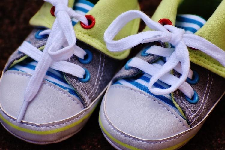 Bild von Worauf man beim Kauf von Kinderschuhen achten sollte