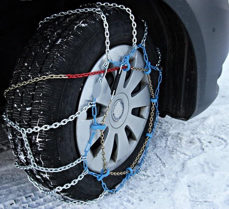 Bild von So wird das Auto sicher für den Winter