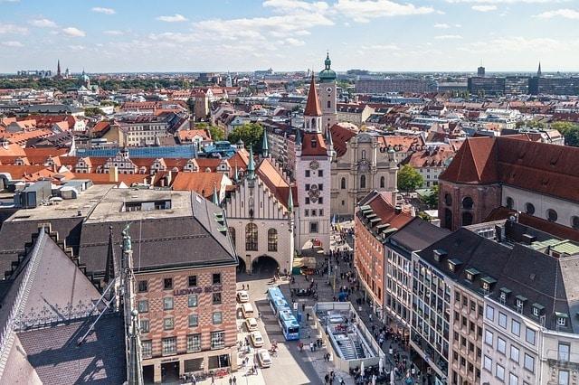 Bild von Wie kann ein Ausflug nach München möglichst vielseitig gestaltet werden?
