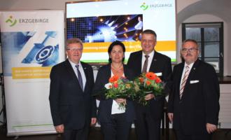 Drei neue Botschafter des Erzgebirges
