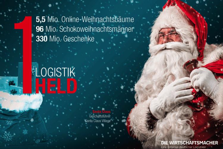Photo of Logistiker – eine Weihnachtsgeschichte