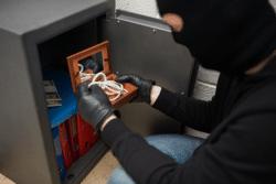 Schützen Sie Ihre Wertgegenstände gegen Einbrecher?