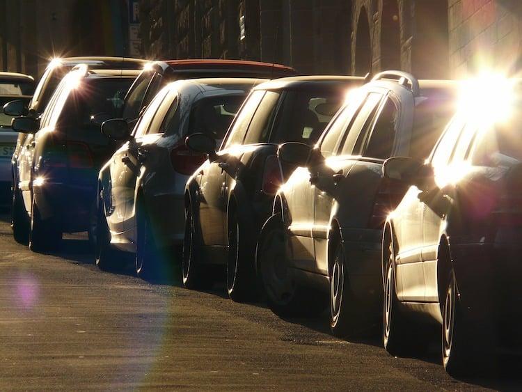 Bild von Verantwortlichkeit für Firmen-Fahrzeuge