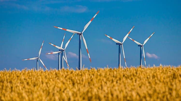 Bild von Neue Technik für Strom aus Windenergie