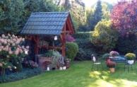Gartengestaltung mit Beeteinfassungen und Rasenkanten