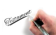 Erbrecht – Abkömmlinge im Testament