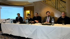 Pressekonferenz im Capital Business Club Berlin - Suzanne Grieger-Langer.