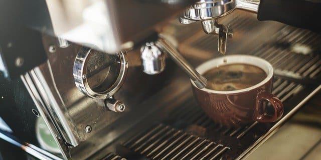 Bild von Kaffeemaschinen – auf die Qualität kommt es an