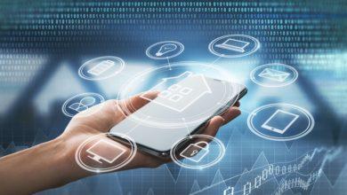 Bild von Das Handy als zentrales Kommunikationswerkzeug eines Unternehmers