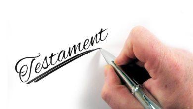 Photo of Das Testament – Wer erbt was und wann?