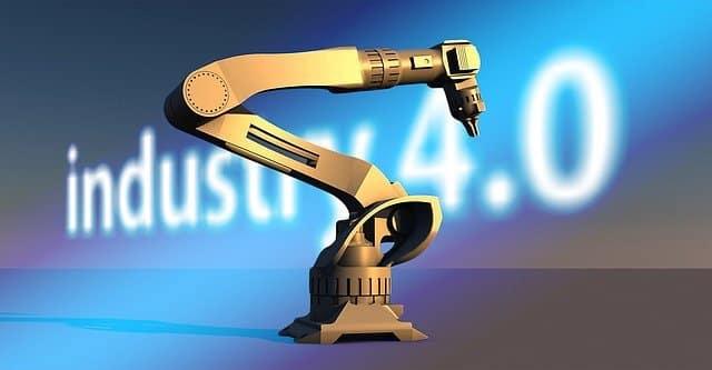 Werkzeugmaschinen werden hauptsächlich in der Industrie eingesetzt.