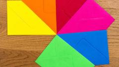 Briefe ermöglichen zahlreiche Gestaltungsmöglichkeiten, bei denen sich kreative Menschen austoben können.
