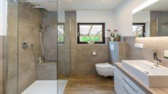 Mittlerweile dient das Badezimmer mehr als Wellnessoase als einem einfachen Funktionsraum.