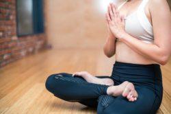 Sporttrend wie Yoga sind auch in der Corona Krise beliebt.