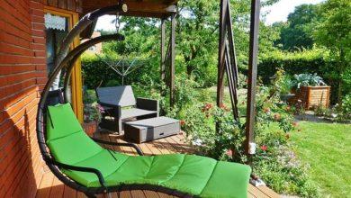 Bild von Eine schöne Gartengestaltung sorgt für das perfekte Feeling
