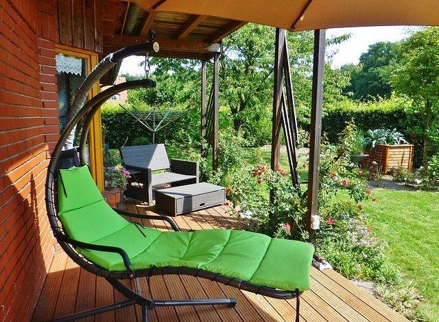 Der Gartengestaltung sind keine Grenzen gesetzt. Je nach Geschmack, Lust und Laune.