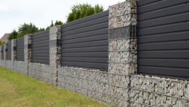 Photo of Erlaubte Höhe Gartenzaun: Wie hoch darf der Zaun zum Nachbarn sein?
