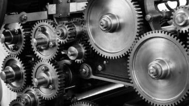 Bild von Beruf und Karriere in der Stahlindustrie