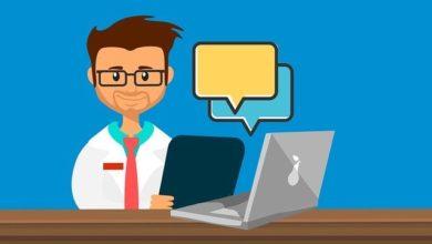 Bild von Online Sprechstunden – Binnen Minuten mit einem Arzt sprechen