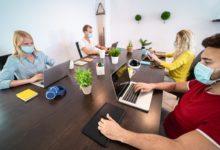 Bild von Wie wird COVID-19 die Lage, das Design und die Nutzung von Büroflächen verändern?