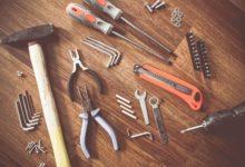 Bild von Die richtigen Werkzeuge finden