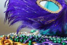 """Mardi Gras bedeutet wörtlich """"Faschingsdienstag"""": Das Fest markiert das Ende der Karnevalssaison und damit den Beginn des Fastens."""
