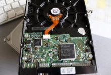 Wichtige Daten werden mit einem Backup geschützt.