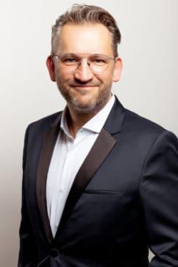 Der Gründer von WebID, Frank S. Jorga - Seine Technologie war der Vorreiter zur Eröffnung von digitalen Bankkonten.