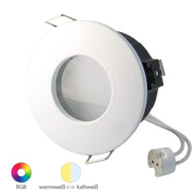 Möchten Sie einen LED Einbaustrahler in Feuchträumen einsetzen gelten bestimmte Kriterien zum Einbau.