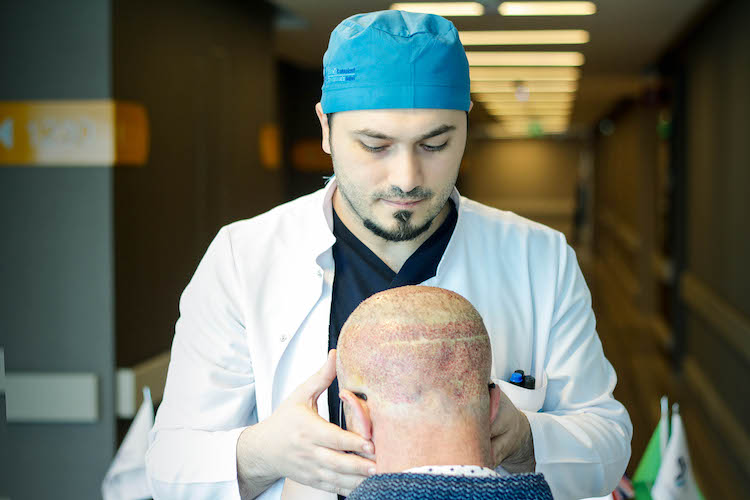 2021-02-23-Haartransplantation